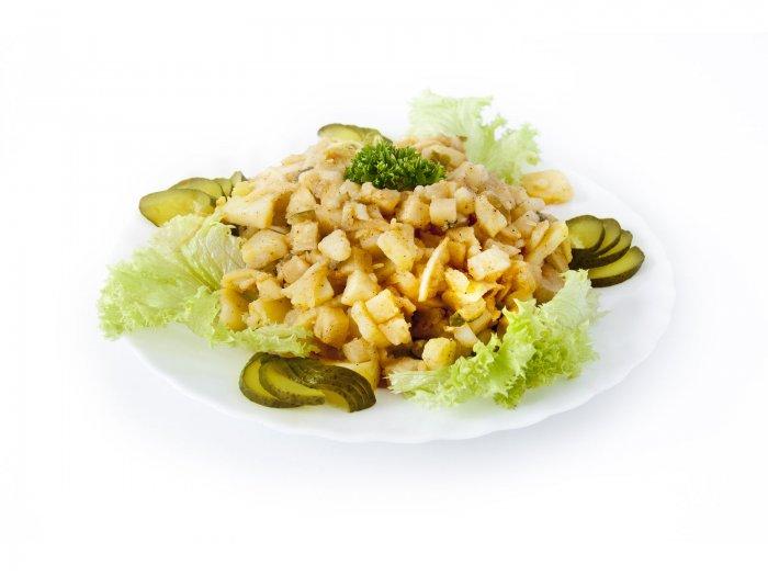 Zemiakový bez majonézy