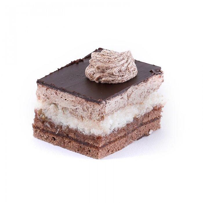 Čokoládový štvorec