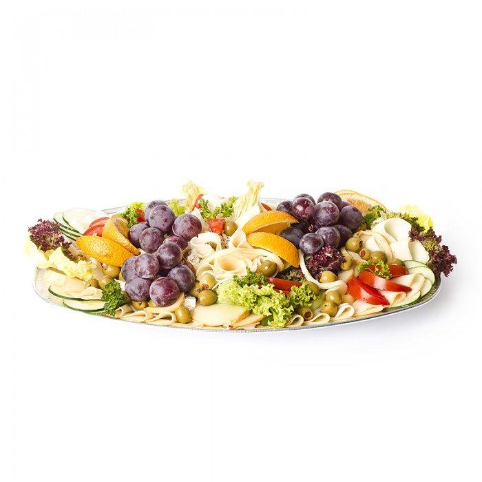 Misa syrová s ovocím 1,8kg
